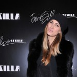 Melissa Satta (Photo by Stefania D'Alessandro/Getty Images for Le Silla)