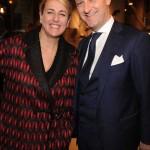 Patricia Urquiola e Giuseppe Santoni