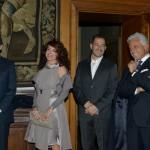 Giuseppe Sala;Gabriella Dompè;Stefano Guindani;Luigi Rossi