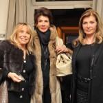 Giuliana Dompé, Laura Mozzi, Maria Luisa Trussardi