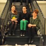 Virginia Ricci, Alessandro Enriquez, Alessia De Luca