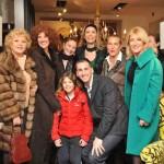 Marinella Di Capua, Susanna e Viola Grassi, Cristina Mordonini, Laura Morino Teso, Monica Nascimbeni, Betta Guerreri, Andrea Angelini