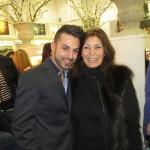 Anthony Peth con Irene Bozzi