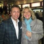 Emilio Sturla Furnò con Manuela Maccaroni
