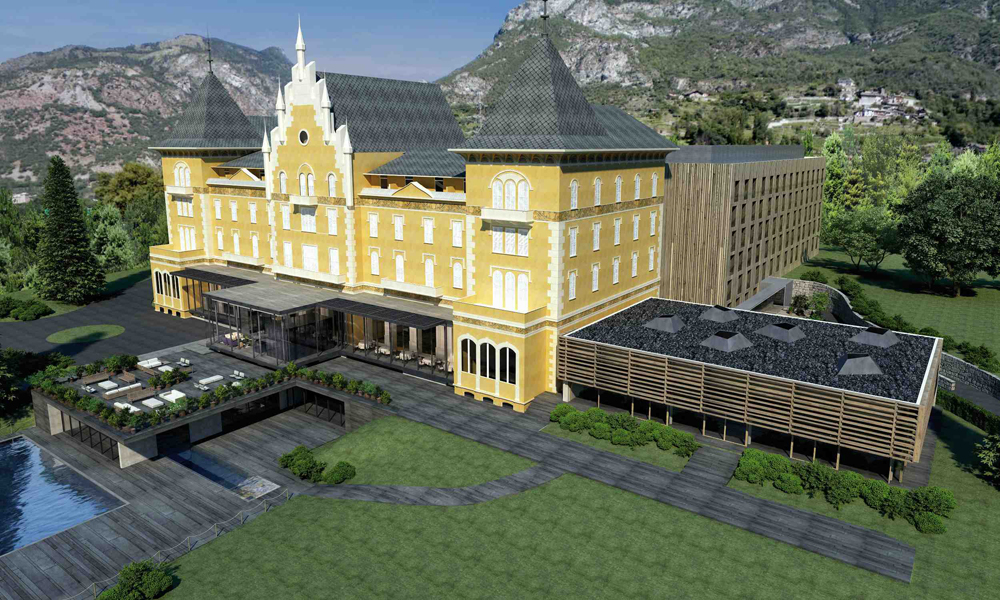Saint-Vincent Resort & Casino