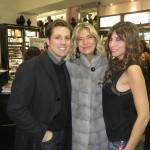Vincenzo Bocciarelli, Manuela Maccaroni ed Emanuela Tittocchia
