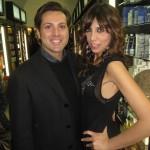 Vincenzo Bocciarelli con Emanuela Tittocchia