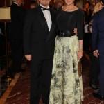 GENERALE MAURO DEL VECCHIO E ANNA REPELLINI