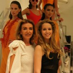 Ana Cristina e Julia Nasi con modelle