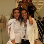 Ana Cristina Nasi e Fiona Swarotsky