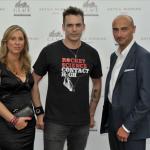Elena Voltolina, Enrico Silvestrin, Roberto Ciotti