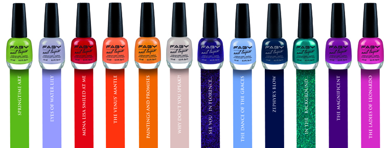 Faby Renaissance Collection