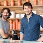 Lemongrass-I soci Riccardo Nardoni e Massimo De Sanctis