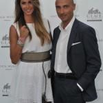 Melissa Satta e Roberto Ciotti