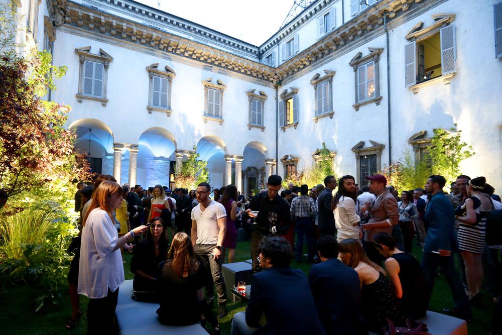 Gucci Cocktail At Palazzo Cusani  - Inside Access