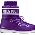 Moon Boot Duvet Low - Viola