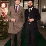 Da sx. Nicola e Carlo Massa