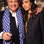 Michele Massa e Caterina Balivo