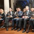 Premio Madre Teresa di Calcutta -Inno alla Vita- 1° Edizione- Mariavittoria Rava, Paolo Petralia, Matteo Marzotto, Francesco Montorsi, Silvia Priori