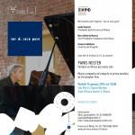 INVITO Concerto per pianoforte PANIS NOSTER - Christopher Pisk