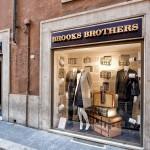 negozio Roma Brooks Brothers