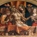 ID 12  CRIVELLI Compianto su Cristo Morto