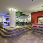 UNA HOTEL TOCQ milano _bar