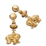 8534 orecchini elefantino