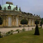 Potsdam: Palace Sanssouci