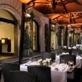 Hotel Inghilterra Ristorante esterno CAFE ROMANO