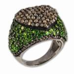 La Caramella d'Oro_anello verde