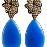 La Caramella d'Oro_orecchini blu
