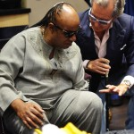 Stevie Wonder da Angelo Galasso