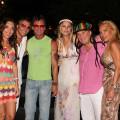 Giorgia Giacobetti e degli amici