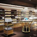 Limoni Design Your Beauty interrato-tavolo-olfattivo