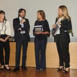 Simona Tedesco;Gianluca Italia;Anna Zegna;Cristiana Schieppati