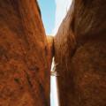BONATTI  5 Ayers Rock  Centro Australia  Luglio 1969