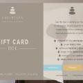 CALLMESPA - Gift card - 100€ - 2014 copia