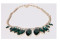 SISTE'S_F1647_collana con diamanti verdi pendenti