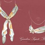 Giardini Segreti_and scarf_sketches