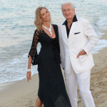 01 Dîner sur la Plage Cé La Vi, St. Tropez - Adriano e Laura Morino Teso 3