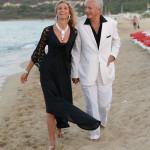 02 Dîner sur la Plage Cé La Vi, St. Tropez - Adriano e Laura Morino Teso 1