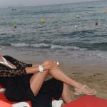 04 Dîner sur la Plage Cé La Vi, St. Tropez - Laura Morino Teso 1