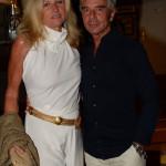 10 Dîner sur la Plage Cé La Vi, St. Tropez - Christine e Michele Bonan