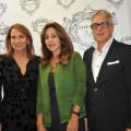 Manuela Bortolameolli, Marta Brivio Sforza e  Diego Mazzi