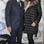 Mario Boselli e Katia Noventa