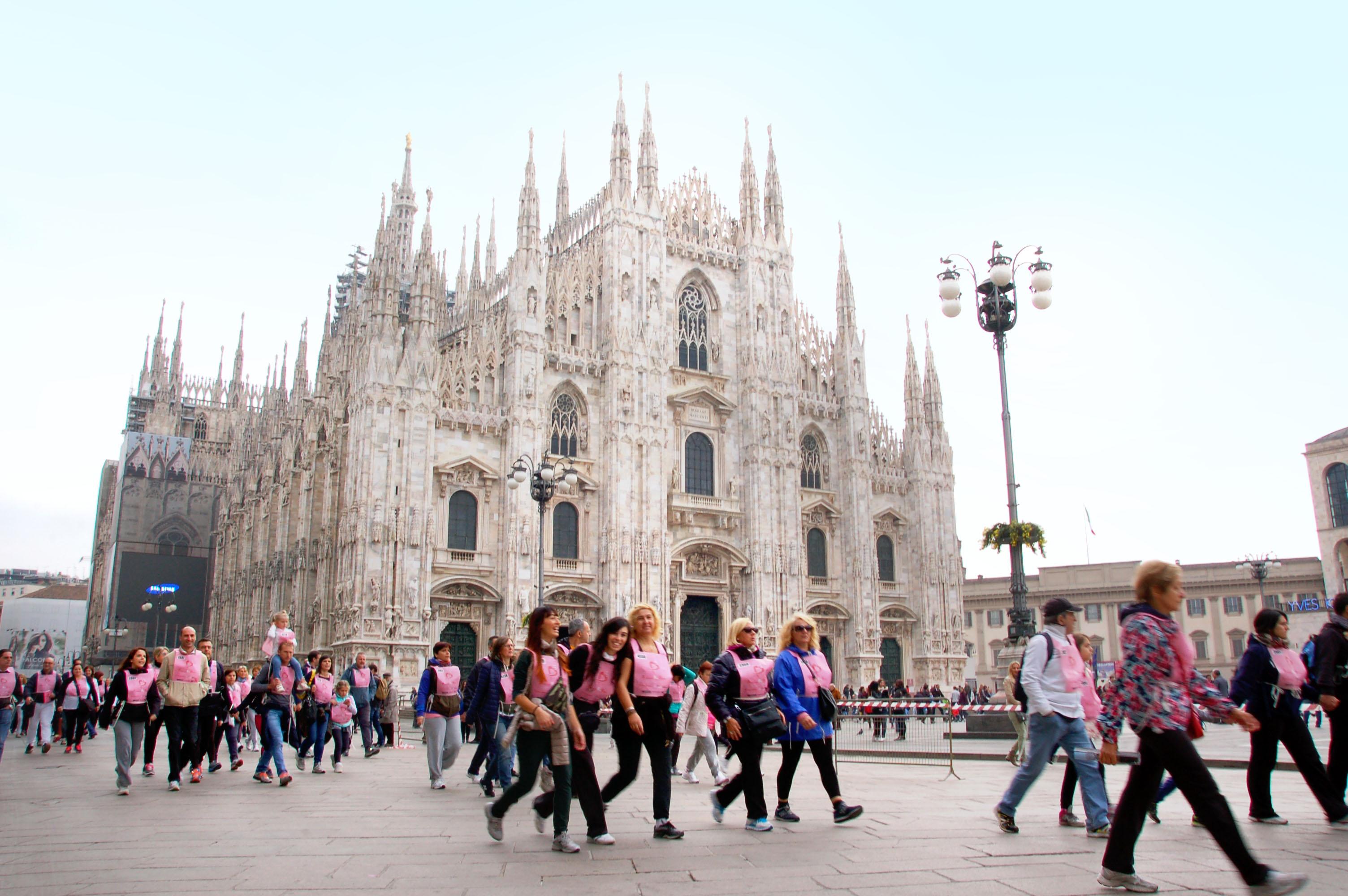 La pittarosso pink parade arriva a milano il 25 ottobre for Design parade milano