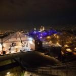 Lancio Signorina Misteriosa a Forte Belvedere