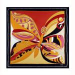 DeWan_Foulard-Butterfly_a