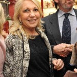Evelina Flachi con il marito Nico Cazzola